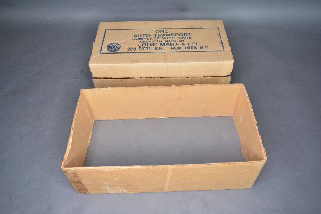 Original Louis Marx & Co. Auto Transport - 5