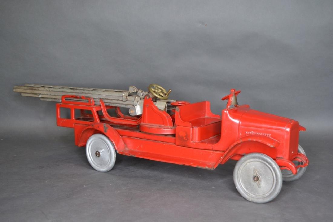 Buddy L Ladder Truck - 2