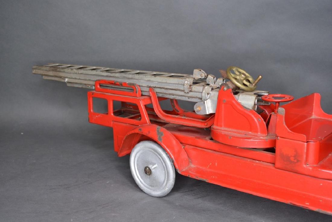 Buddy L Ladder Truck - 4