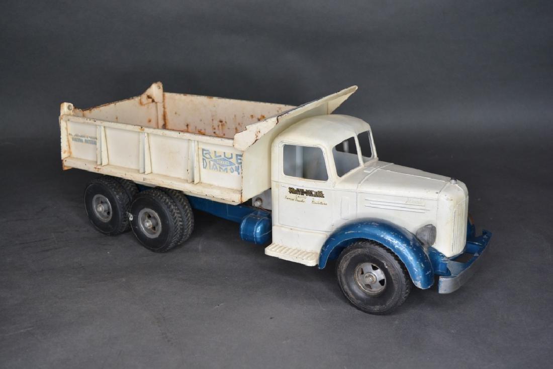 Original Smith Miller Blue Diamond Dump Truck - 2