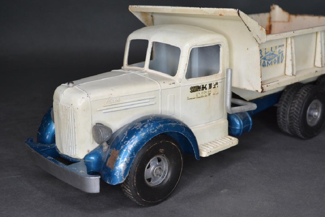 Original Smith Miller Blue Diamond Dump Truck - 3