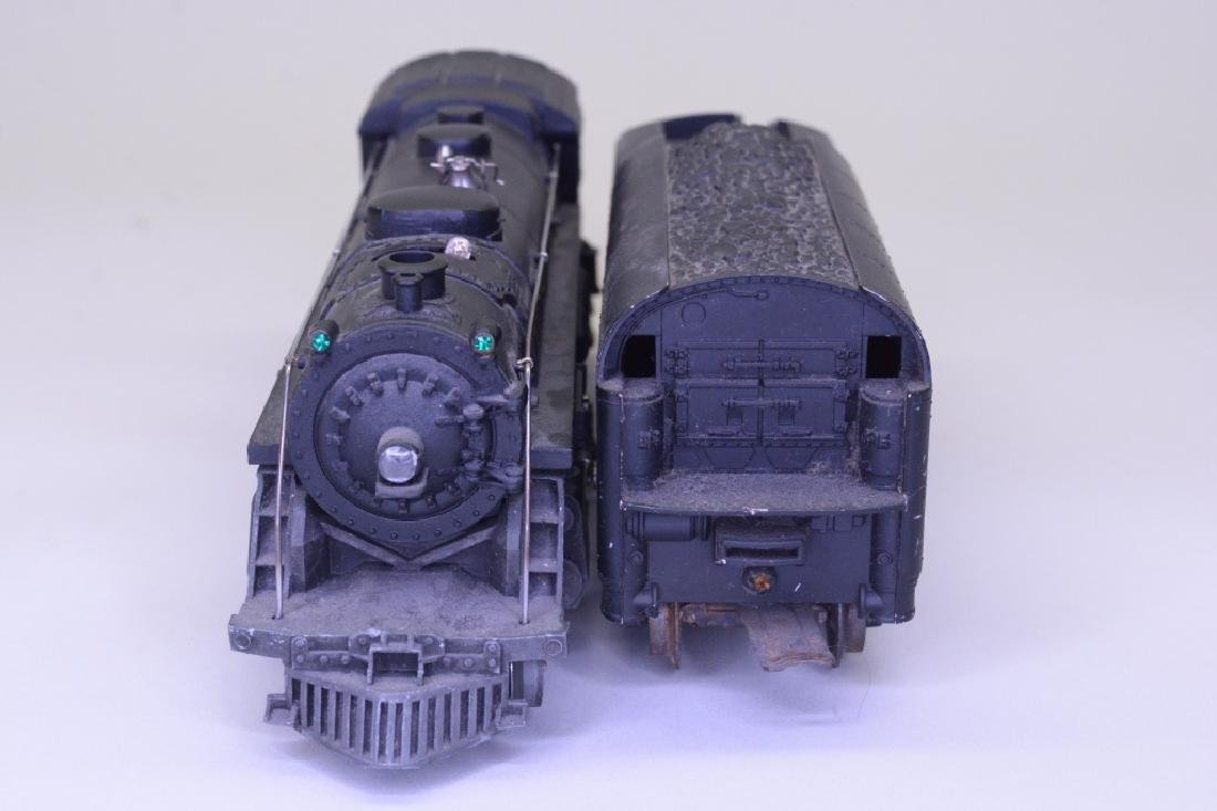 Lionel 1666 Steam Locomotive and Tender - 3