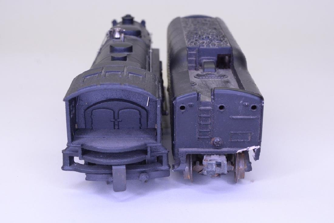 Lionel 1666 Steam Locomotive and Tender - 4