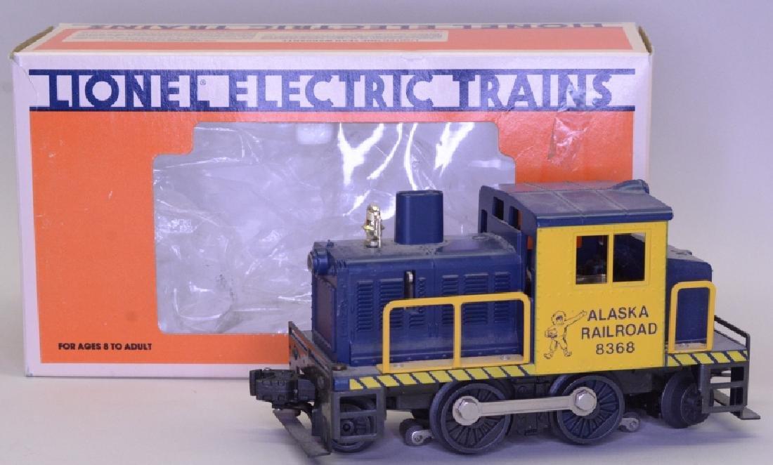 Lionel Alaska Railroad Diesel Locomotive