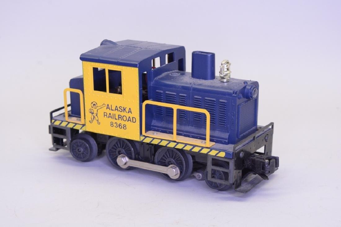 Lionel Alaska Railroad Diesel Locomotive - 2