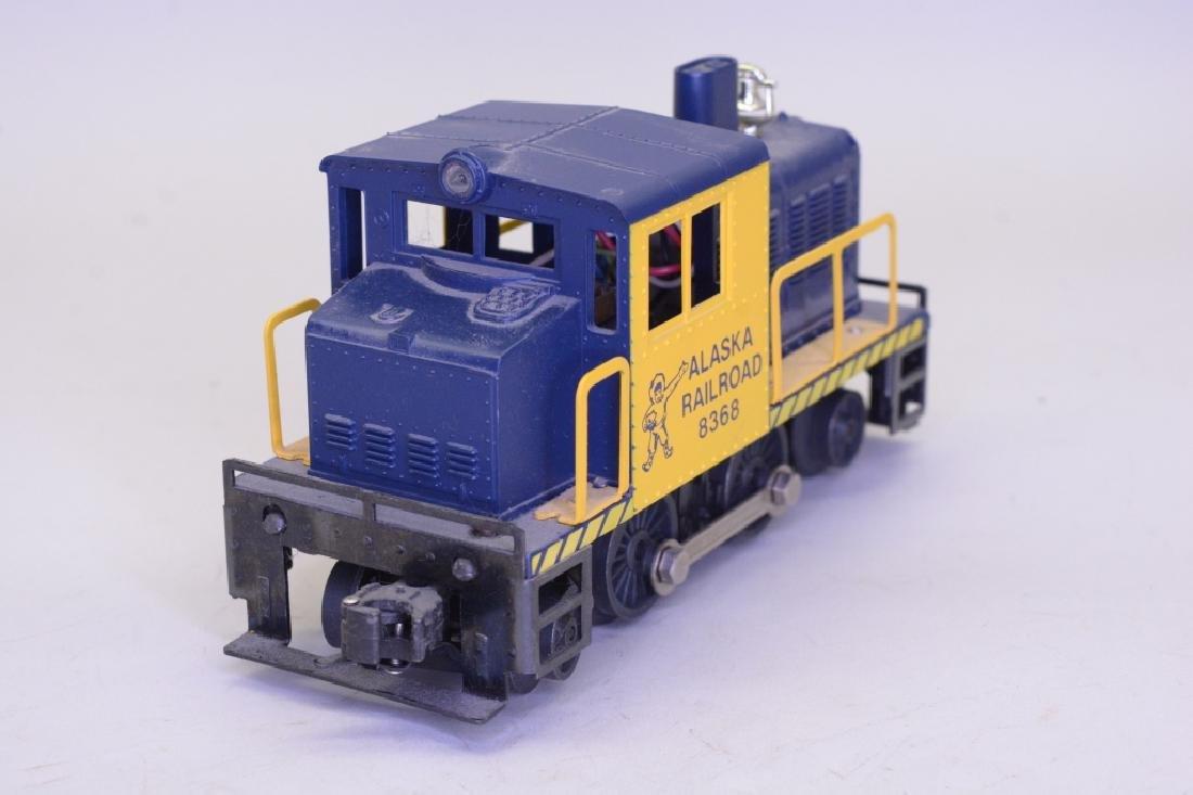 Lionel Alaska Railroad Diesel Locomotive - 3