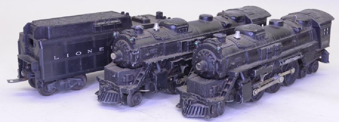 O Gauge Lionel Locomotive and Tender Lot