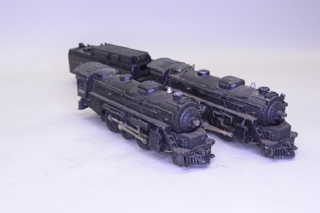 O Gauge Lionel Locomotive and Tender Lot - 2