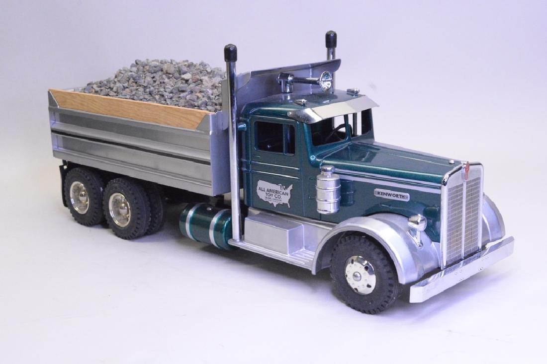 All American Toy Co. Kenworth Dump Truck - 2