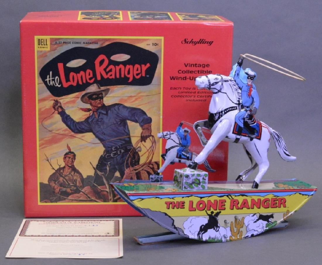 Schylling Wind Up The Lone Ranger