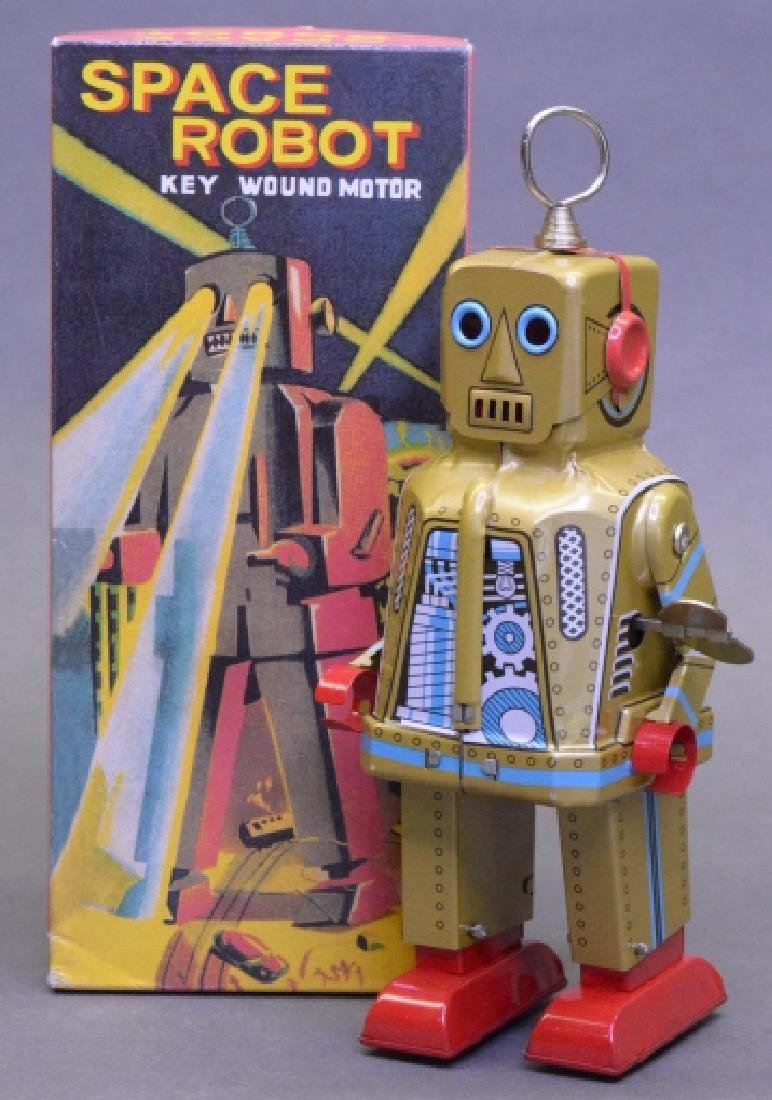 Schylling Wind Up Space Robot