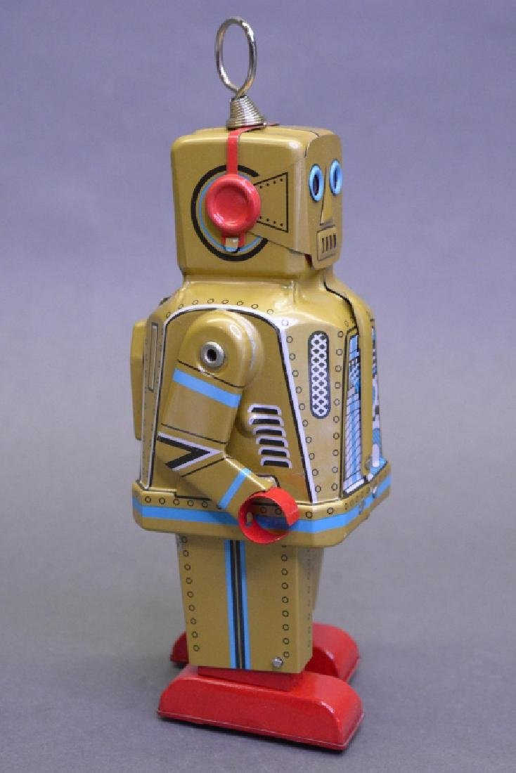 Schylling Wind Up Space Robot - 2