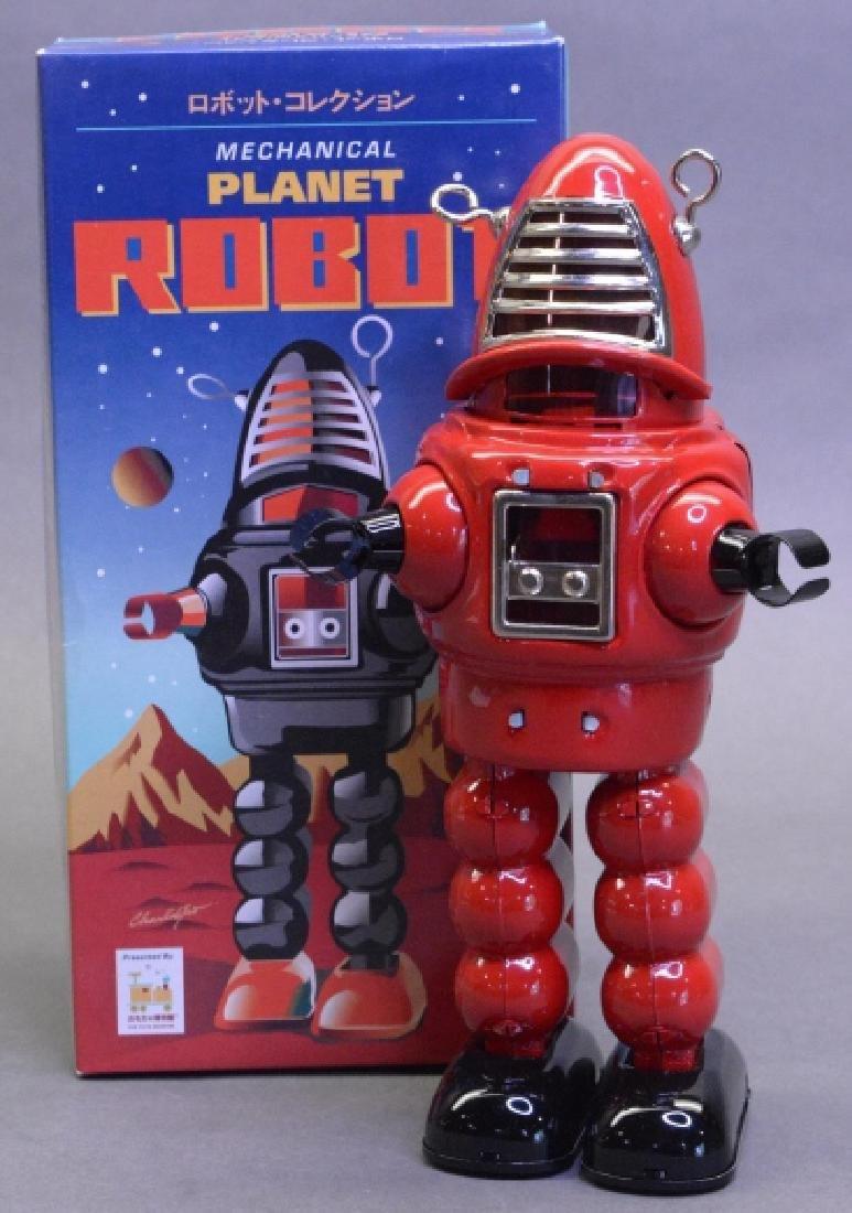 Ha Ha Toys Wind Up Planet Robot MS430