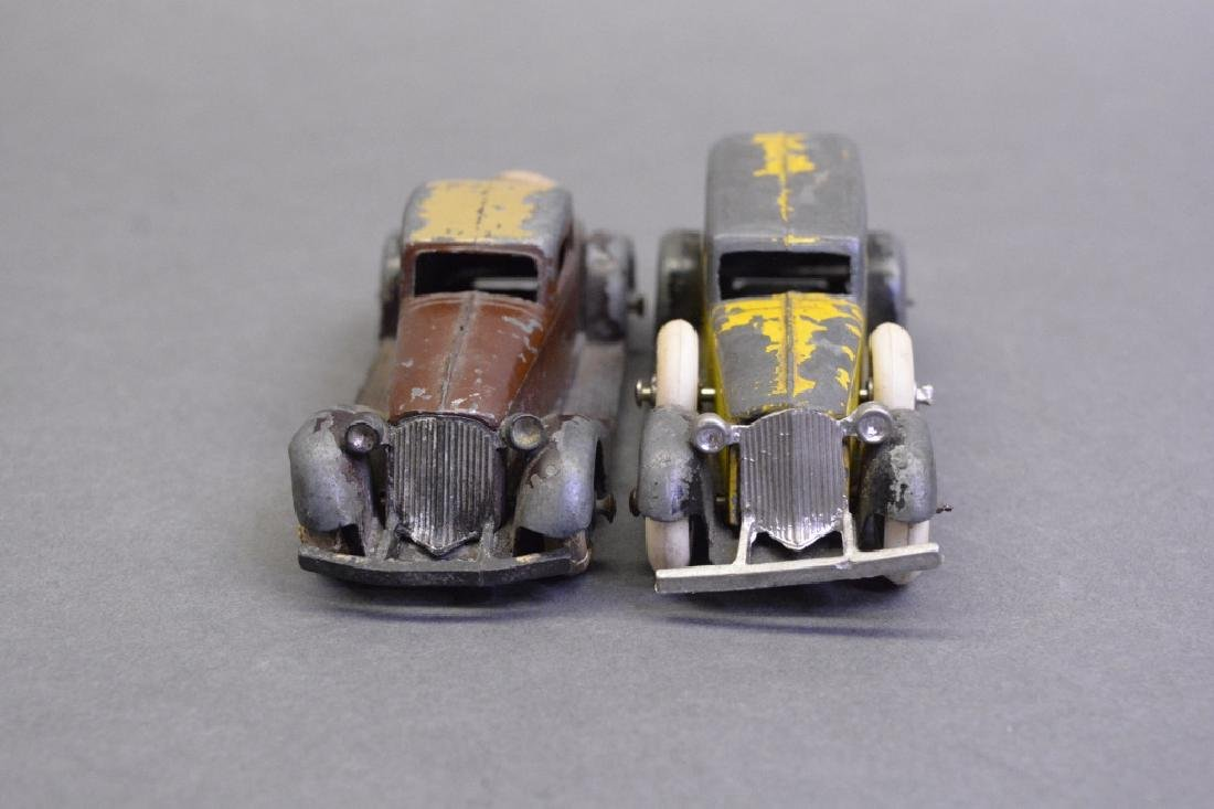 Lot of Two Tootsie Toy Cars - 2