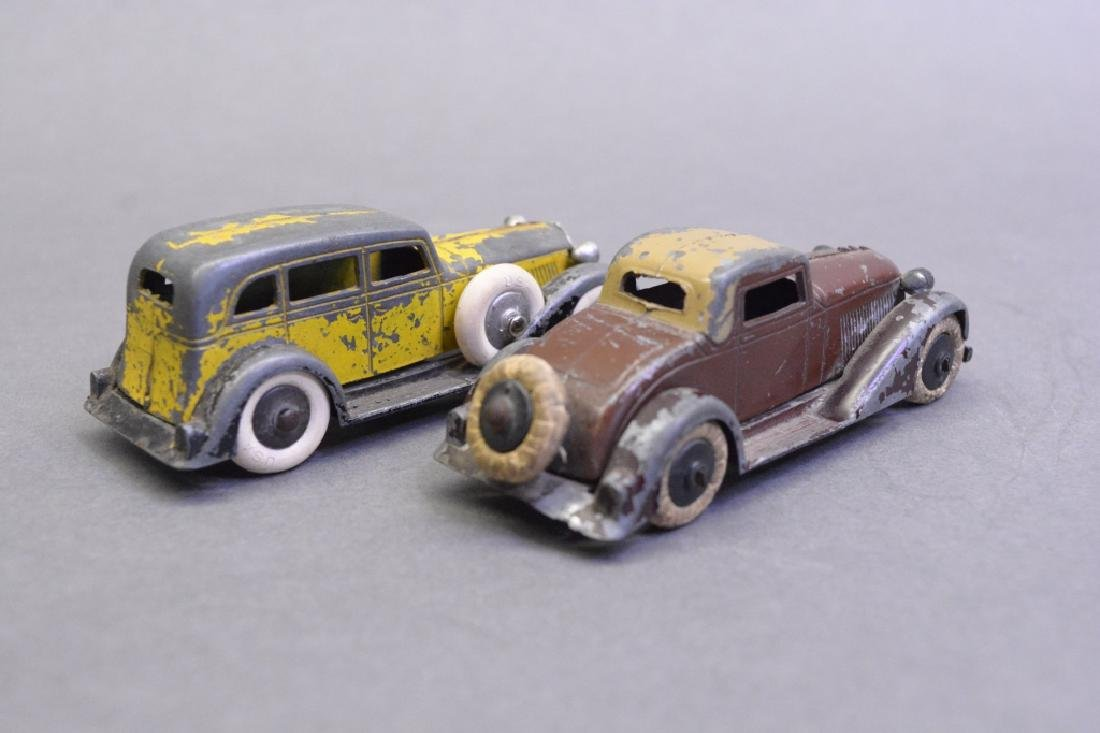 Lot of Two Tootsie Toy Cars - 4