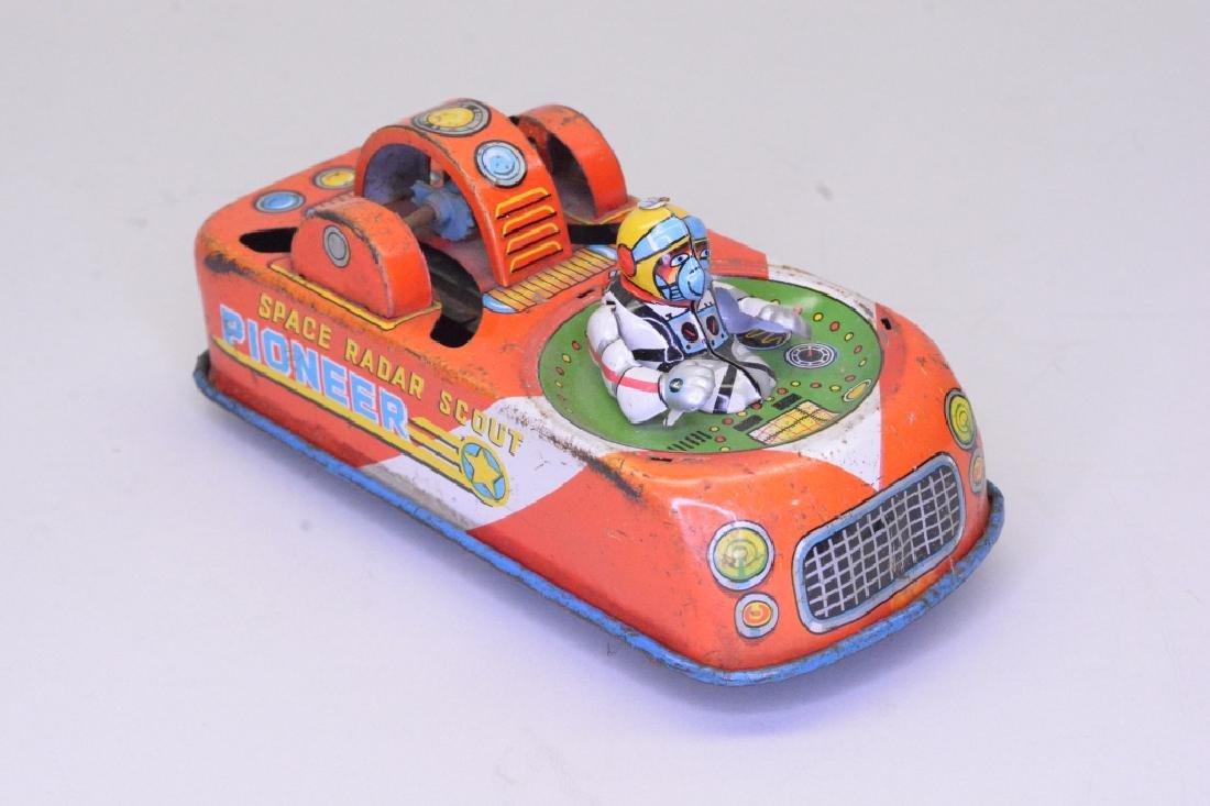 Lot Of Two Tin Litho Toys - 3