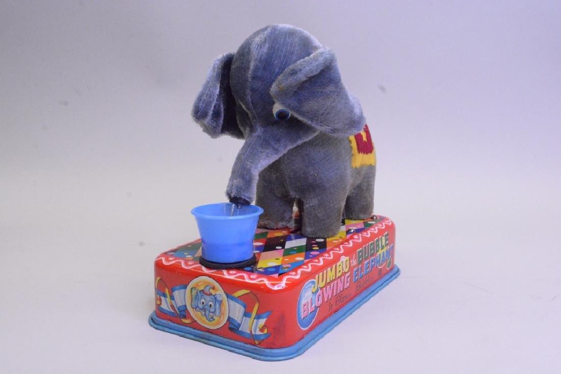 Yonezawa Toy Jumbo The Bubble Blowing Elephant - 2