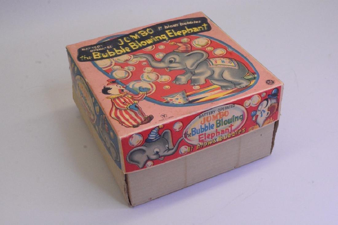 Yonezawa Toy Jumbo The Bubble Blowing Elephant - 5