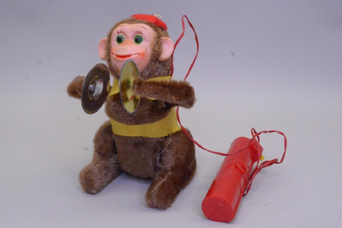 Remote Control Cymbal Plain' Turn - Over Monkey - 2