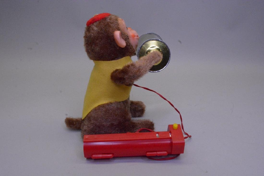 Remote Control Cymbal Plain' Turn - Over Monkey - 3