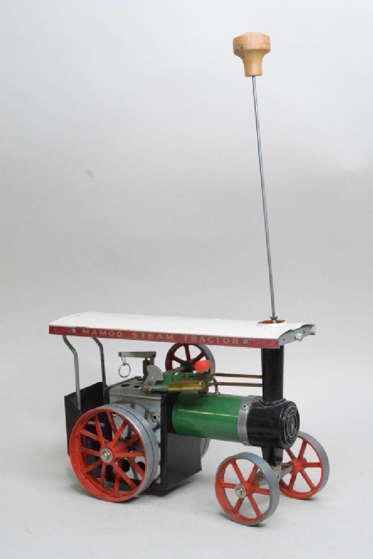 Mamod Steam Tractor