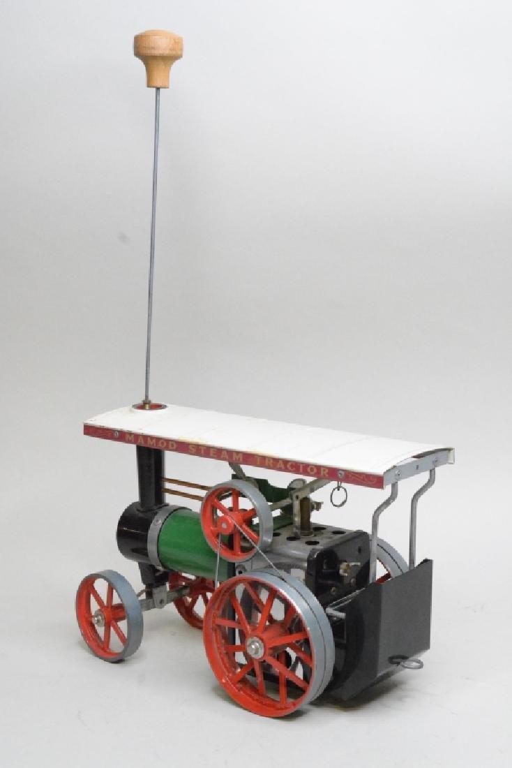 Mamod Steam Tractor - 3