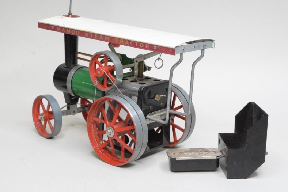 Mamod Steam Tractor - 4