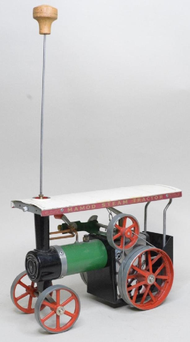 Mamod Steam Tractor - 5