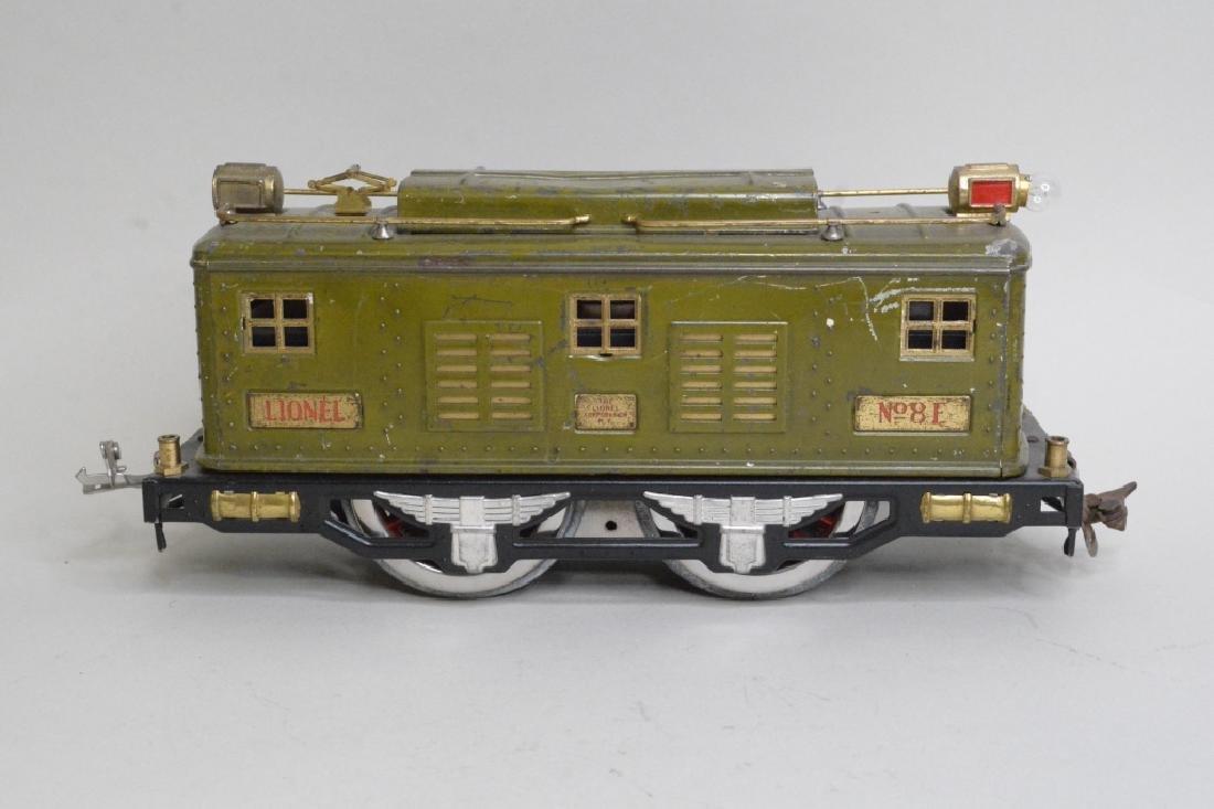 Pre War Lionel Standard Gauge Train Car Lot - 2