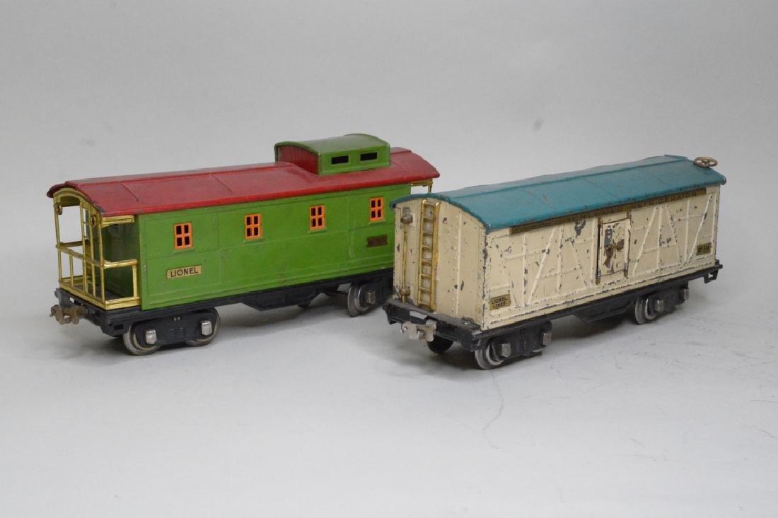 Pre War Lionel Standard Gauge Train Car Lot - 3