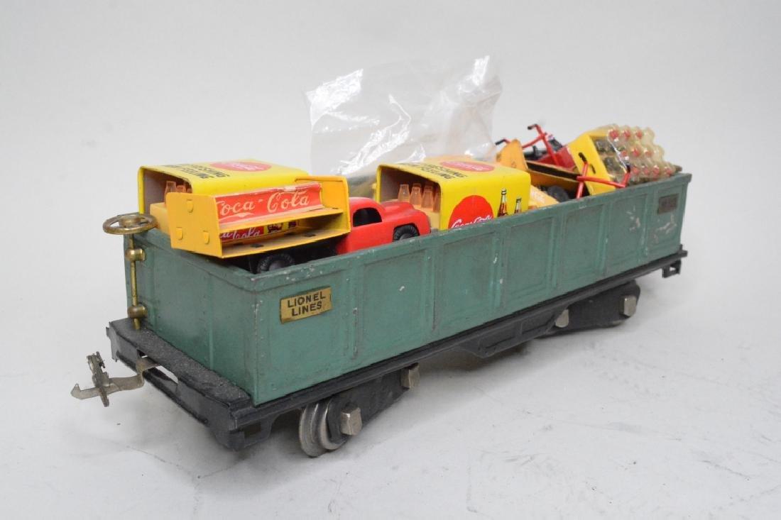Pre War Lionel Standard Gauge Train Car Lot - 4