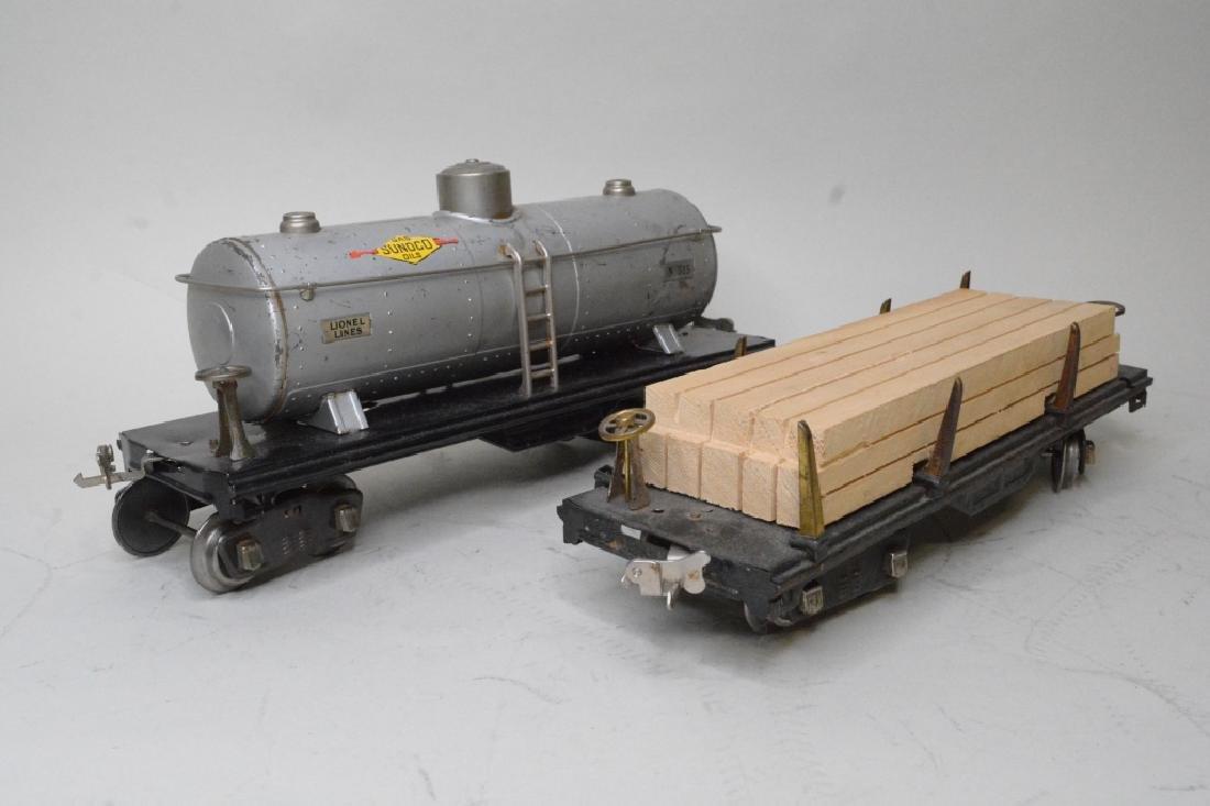 Pre War Lionel Standard Gauge Train Car Lot - 5