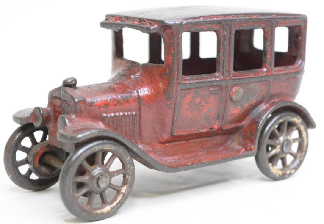 Arcade Cast Iron Model T Car