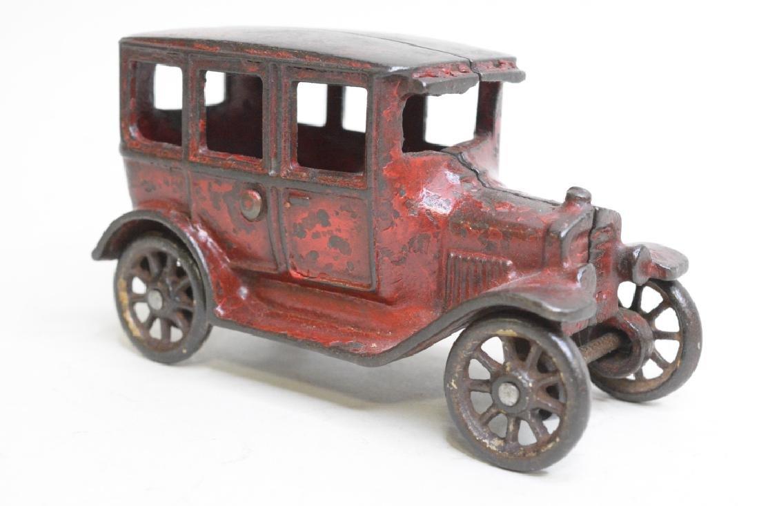 Arcade Cast Iron Model T Car - 2