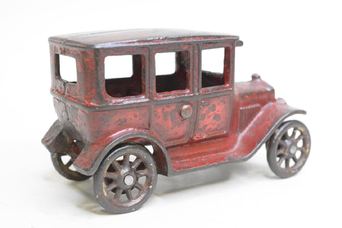 Arcade Cast Iron Model T Car - 3