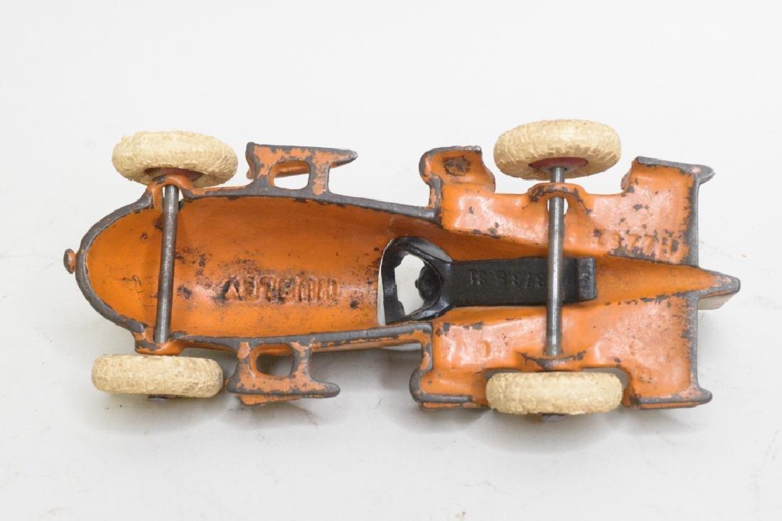 Hubley Cast Iron Racer - 5