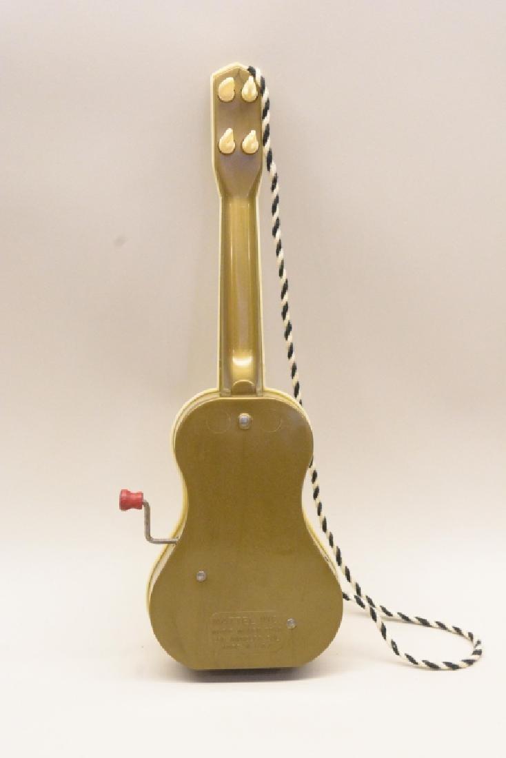Mattel Cow Boy Ge-Tar And Music Box - 3