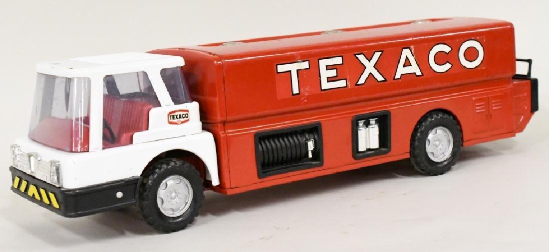 Brown & Bigelow Texaco Jet Fuel Tanker Truck