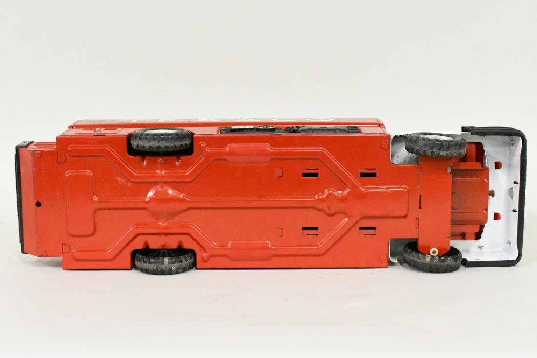 Brown & Bigelow Texaco Jet Fuel Tanker Truck - 6