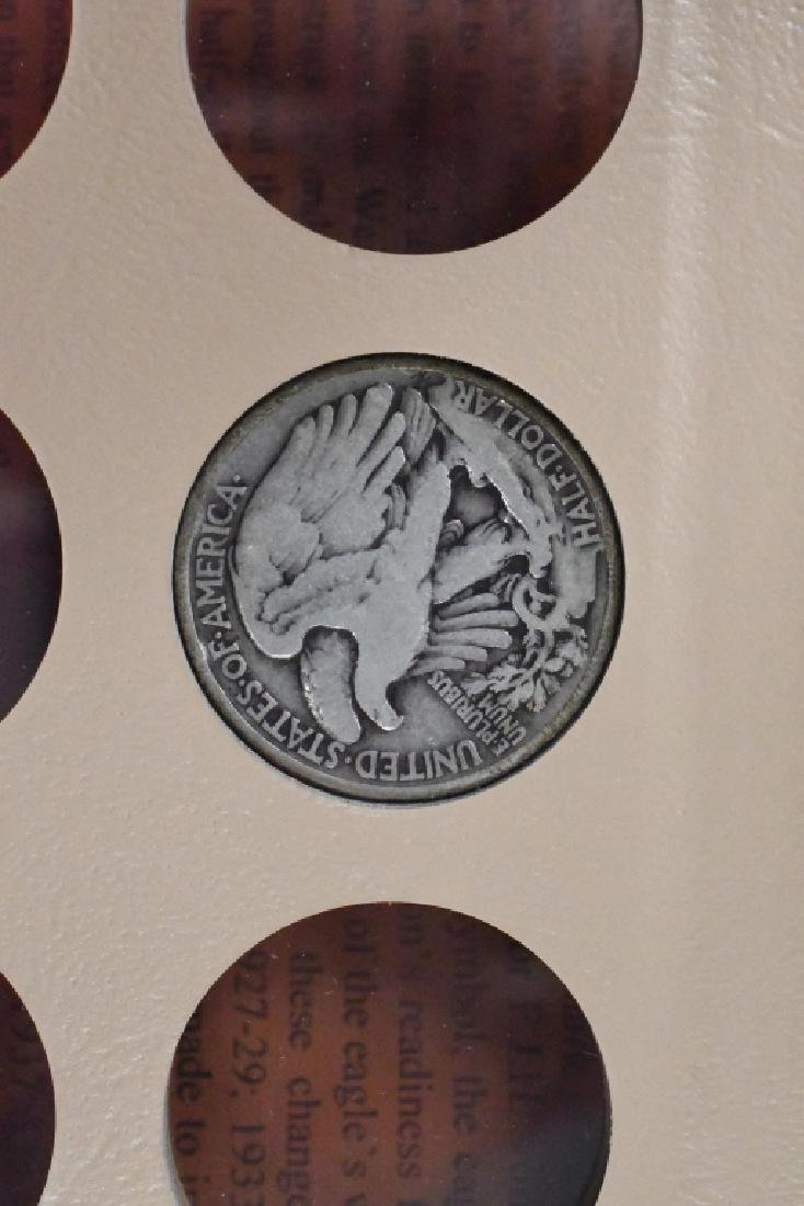 35- Walking Liberty Silver Half Dollars - 2