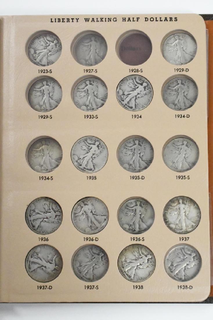 35- Walking Liberty Silver Half Dollars - 3