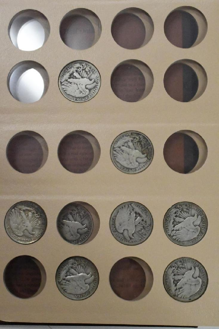 35- Walking Liberty Silver Half Dollars - 4