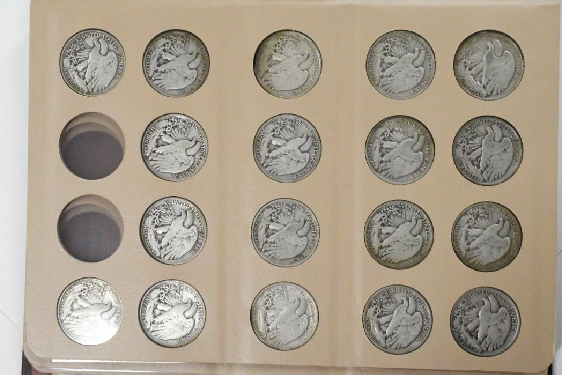 35- Walking Liberty Silver Half Dollars - 6