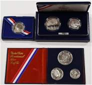 Collection of US Commemorative & Silver Coins