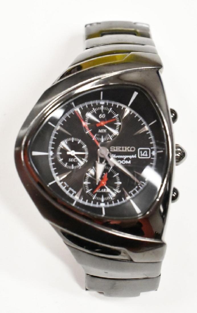 Seiko Chronograph 100m Men's Wrist Watch