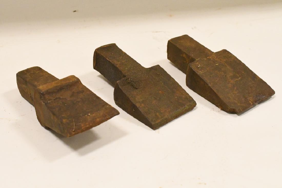 Vintage Anvil Tool Attachment Lot - 4