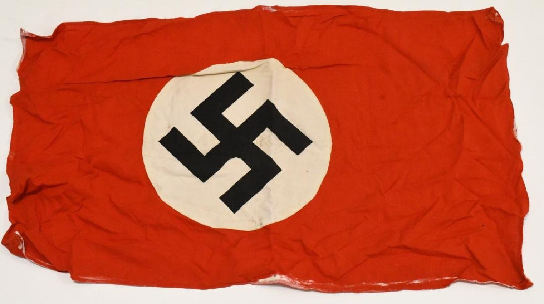 WWII Double Sided German Flag