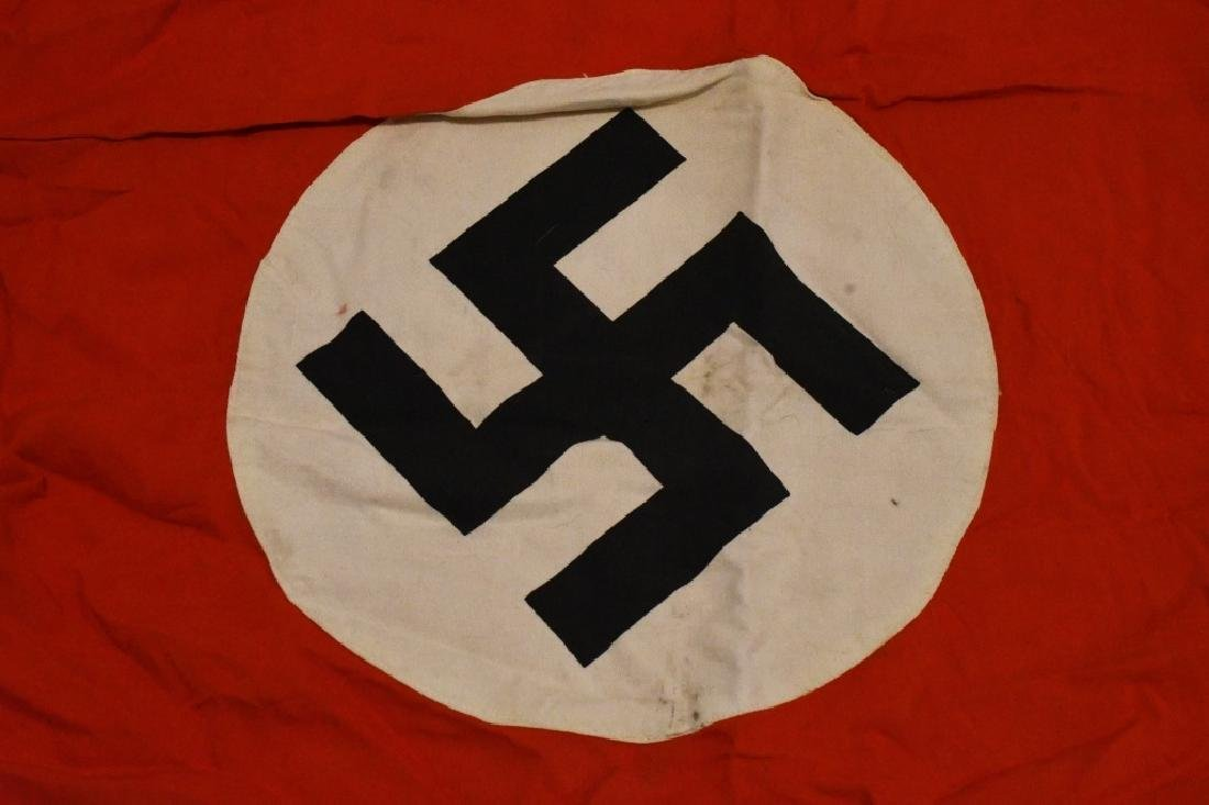 WWII Double Sided German Flag - 2
