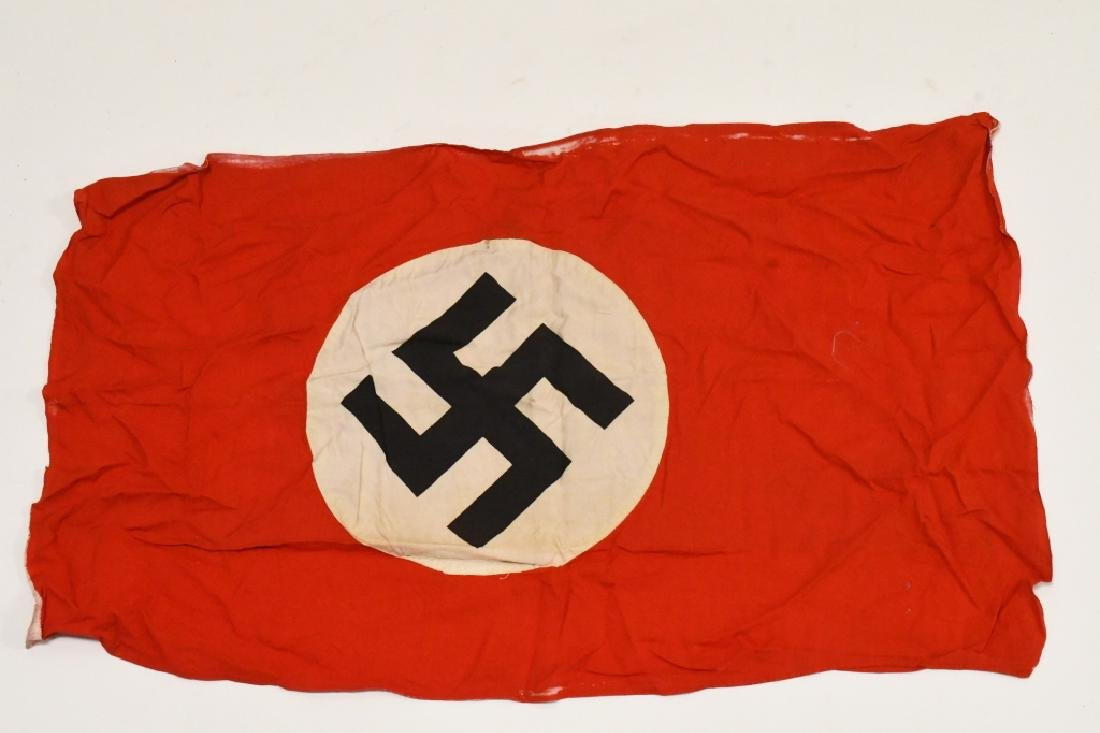 WWII Double Sided German Flag - 4