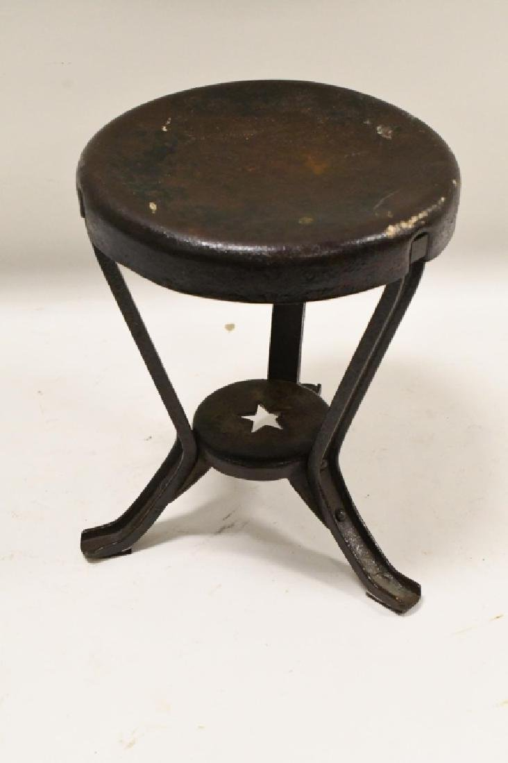 Vintage Milking Stool - 5